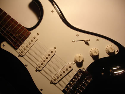 Immagine Electric Guitar di Vinicius de Carvalho Venâncio.jpg