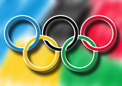 Immagine Olympic Rings di Petr Kratochvil